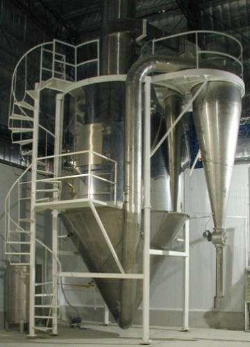 spray dryer model 3530 plant